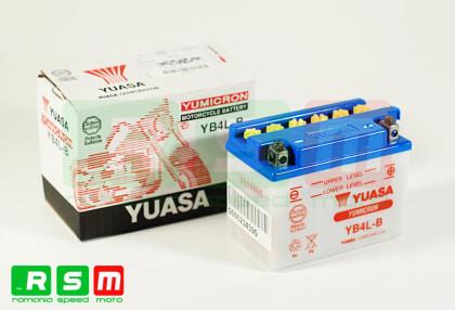 Baterie moto 12V4Ah/ Yuasa