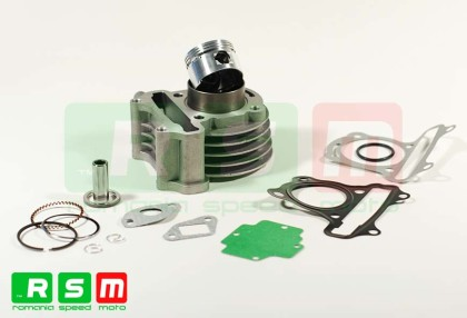 Set motor GY6 80 cc 4T