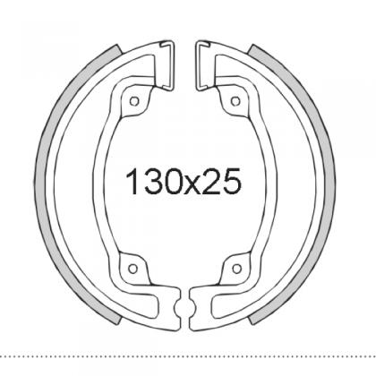 Saboti frana spate Honda SH 125-150cc/ RMS 0471