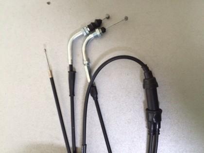 Cablu acceleratie cu bifurcatie