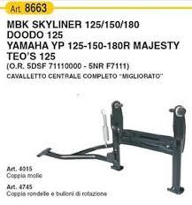Cric central Yamaha Majesty-Skyliner-Dodo-Teo's 125-180cc/Buzetti 8663