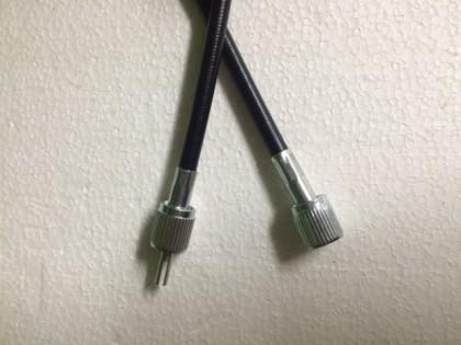 Cablu Km GY6 Piulita+Piulita fir despicat