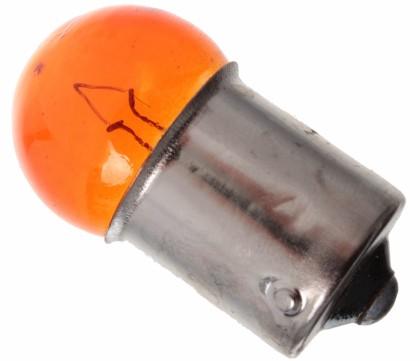 Bec semnalizare portocaliu 12V 10W/RMS 0215
