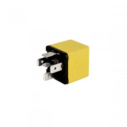 Releu semnalizare cu rezistenta 12V30A Piaggio/RMS 0300