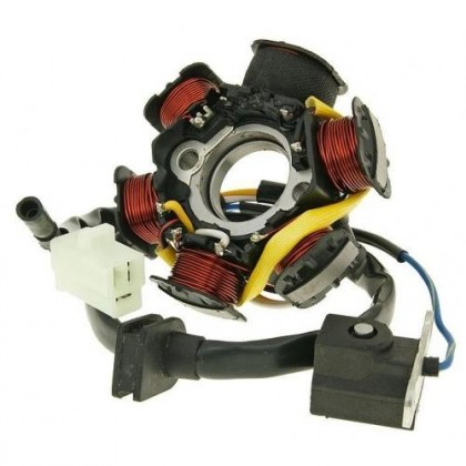 Stator aprindere electronica Peugeot Buxy 50cc